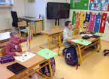 Obrázek k aktualitě I. třída - Řečová výchova