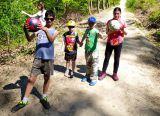 Obrázek k aktualitě Sportovní odpoledne v lese
